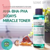 SOMEBYMI AHA BHA PHA 30 Days Miracle Toner 150ml [TERMURAH DAN