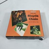 Rantai sepeda DTO 114 single speed bicycle chain gear Rantai gir