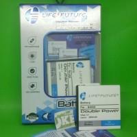 Baterai Battery Sony Xperia ZR BA950 BA 950 BA-950 Double Power LF