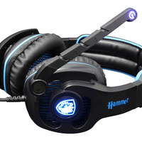 SADES GAMING HEADSET HAMMER