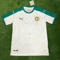 Jersey Senegal Home Putih Worldcup 2018 Grade Ori Official Termurah