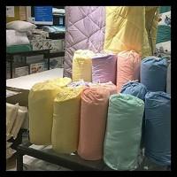 TERPERCAYA bedcover marshmallow dengan sarungnya / selimut INFORMA