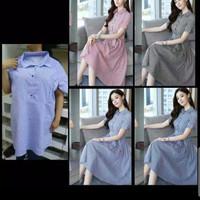 sixty9 baju maxi dress wanita fashion