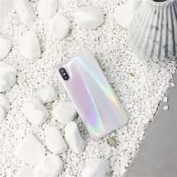 Soft Case iPhone 6/6s/6Plus/7/7Plus/iPhone X SIMPLE HOLOGRAM CASE
