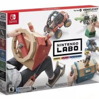 Nintendo Labo Vehicle Set Switch