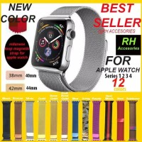 NEW Colour Strap apple watch milanese magnet loop 38mm 42mm 40mm 44mm