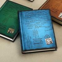 Buku Catatan Cover Magician / Buku Agenda /