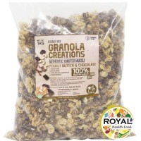 Granola Creation Energy Mix PEANUT BUTTER & CHOCOLATE 1KG Creations