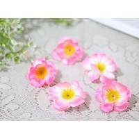 bunga artificial kuntum kelopak petal petals sakura PINK