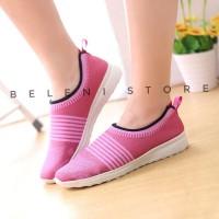Sepatu Wanita Casual SLip On SP47