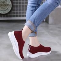 Sepatu Wanita Slip On Hafiza SP48
