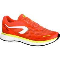 Kalenji Sepatu Lari Kiprun Fast Women Running Shoes - Coral Yellow
