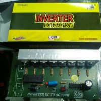 kit inverter 750watt msw