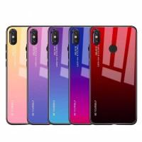 Case Warna Tempered Glass Xiaomi Redmi Note 5,Redmi 6 Pro/Mi A2 Lite
