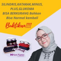 Kacamata Terapi K-ion Nano Glasses 100% ORIGINAL