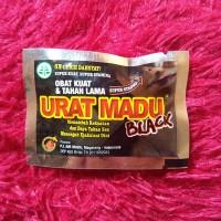 Urat Madu Black Ori - Jamu Kuat Pria-Obat Herbal Stamina Tahan Lama