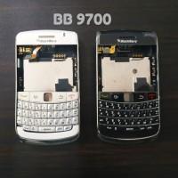 CASE CASING CHASSING BB BlackBerry Bold 9700 Onyx 1 FULL SET ORI