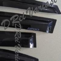 Talang Air Mobil Slim Side Visor New Brio set '19 '20