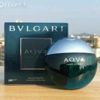 Parfum Bvlgari Aqva Pour Homme 100Ml -Parfum Pria Aroma Fresh Segar