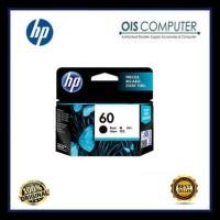 Gratis Ongkir Tinta Hp 60 Black Original , Tinta Printer Hp Ori