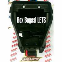 Box Bagasi Suzuki Lets Langka Motor SGP Suzuki Genuine Parts