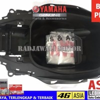 BAGASI BOX BARANG NMAX 2018 SHOCK TABUNG ASLI ORIGINAL YAMAHA
