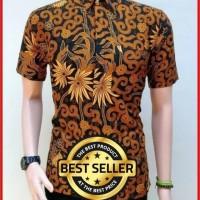 Baju Batik Keris Pria Murah Original