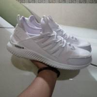 Sepatu Casual Running Adidas Alphabounce Tubular Putih Cewek Cowok -