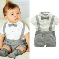 Baju Pesta Anak Laki Import Celana Pendek