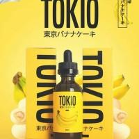 Tokio Tokyo Banana By JRX BREW Premium E Liquid vape vapor