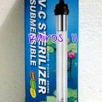 Lampu UV Celup UV-C JEBO 11 Watt