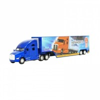 Diecast Kinsmart Truck Kenworth T700 with Container