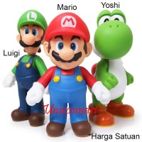 Super Mario Bros Figure and Friends