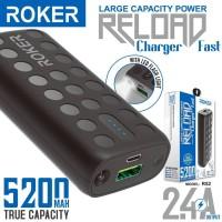 PB Roker Reload R52 5200mah