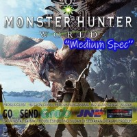 MONSTER HUNTER WORLD CD DVD GAME PC GAMING PC GAMING LAPTOP GAMES