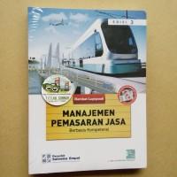 Original | Buku MANAJEMEN PEMASARAN JASA Berbasis Kompetensi | Rambat