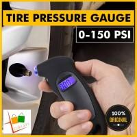 Digital Tire Pressure Gauge Alat Pengukur Tekanan Angin Udara Ban Tyre