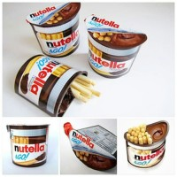 Nutella & and go snack coklat chocolate 39 gr