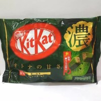 Kitkat Strong Green Tea Import Jepang