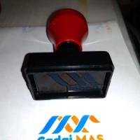Stempel Warna Flash Otomatis Cetak Stempel Warna Super Cepat