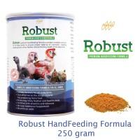 Robust Handfeeding Formula (makanan / pakan lolohan) 250g