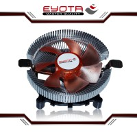 CPU Fan Cooler Eyota Warna LED