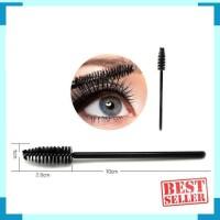 Mascara Wand/ Spoolie/ Sisir bulu mata/ Kuas/ Sikat Eyelash Extension/