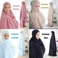 Mukena Dewasa Pasteleena - Siti Khadijah Premium