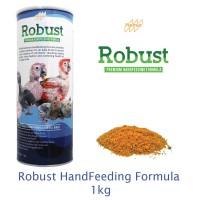 Robust Handfeeding Formula (makanan / pakan lolohan) 1kg