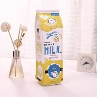 Tempat Pensil Model Kotak Susu / Milk Pencil Case