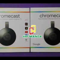 GOOGLE CHROMECAST 2 HDMI STREAMING ASLI GARANSI RESMI 1 TAHUN OFFICIAL