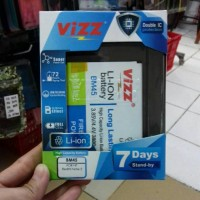 BATERAI VIZZ BATERAI Double Power Xiaomi Redmi NOTE 2 / BM45