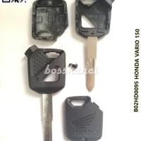 Bahan Kunci Motor Honda Vario 150 Alarm Casing Dan Key B02HD0095
