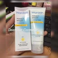 Paket Wardah Perfect Bright Series SPF 28 For Oily Skin